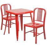 Flash Furniture CH31330218REDGG