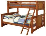 Furniture of America CMBK604OAKBED