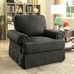 Furniture of America CM6376GYCH