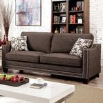 Furniture of America CM6157BRSF
