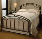 Hillsdale Furniture 1501BKR
