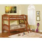 Furniture of America CMBK524OAKBED
