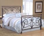 Hillsdale Furniture 1643BKR