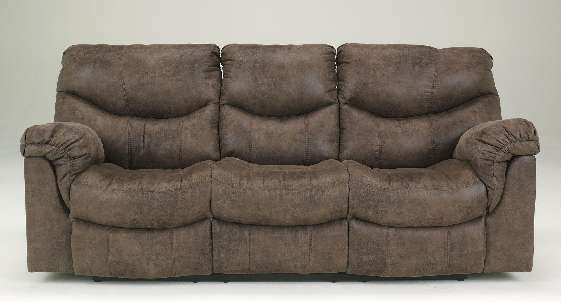Signature Design by Ashley Alzena Series Reclining Faux