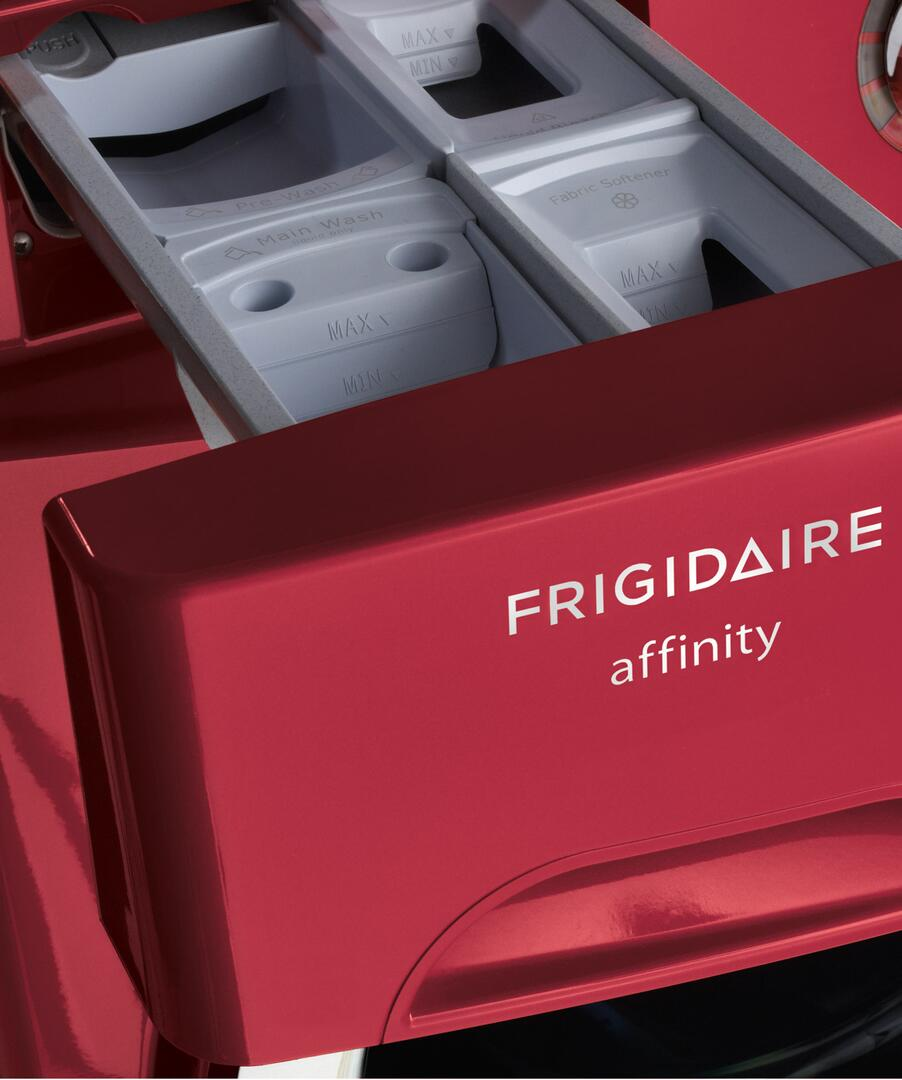 Frigidaire Fafs4174nr Affinity Series 3 9 Cu Ft Front
