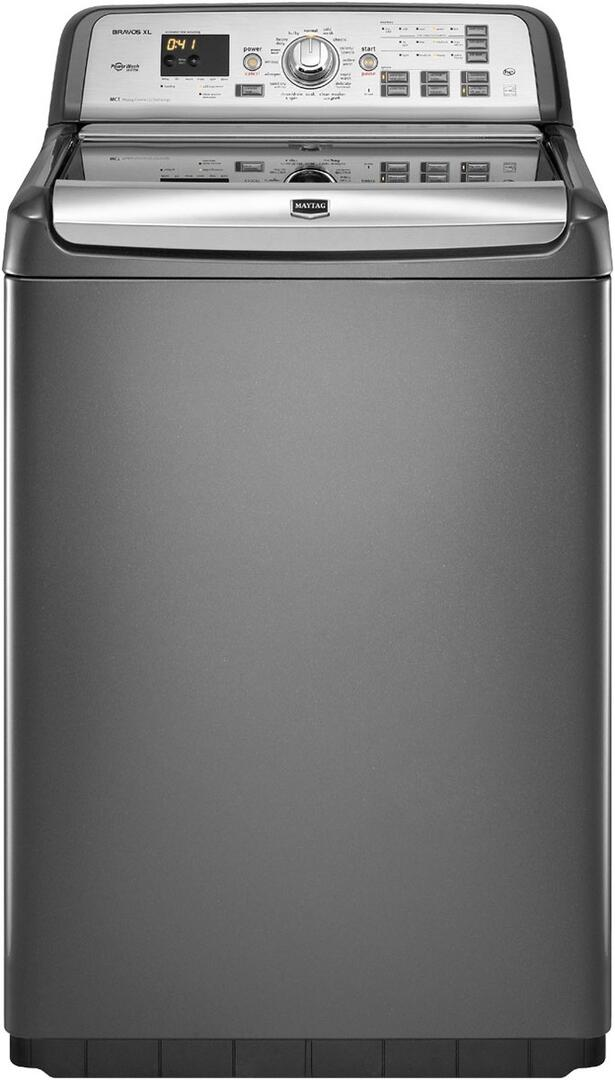 Maytag Mvwb950yg Bravos Xl Series 4 6 Cu Ft Top Load Washer In