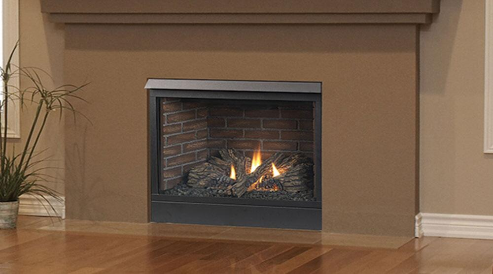 fireplaces gas ii p fireplace htm direct echelon vent majestic