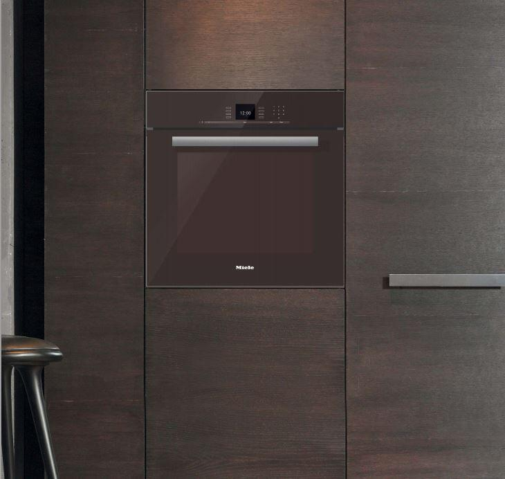 Miele H6680BP 30 Inch Single Wall Oven, In Clean Touch