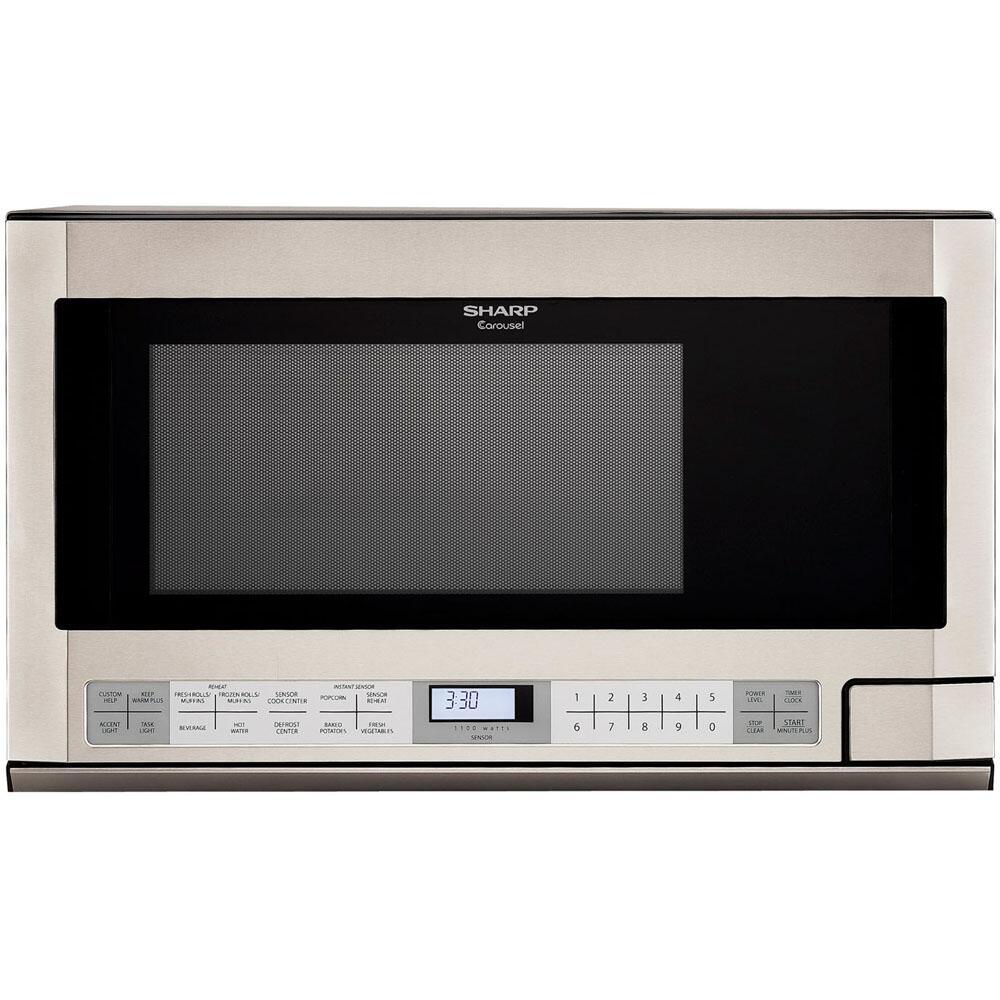 sharp image 1 - Sharp Drawer Microwave