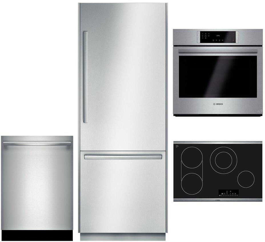 Bosch HBL8451UC4PCKIT1 800 Series Kitchen Appliance