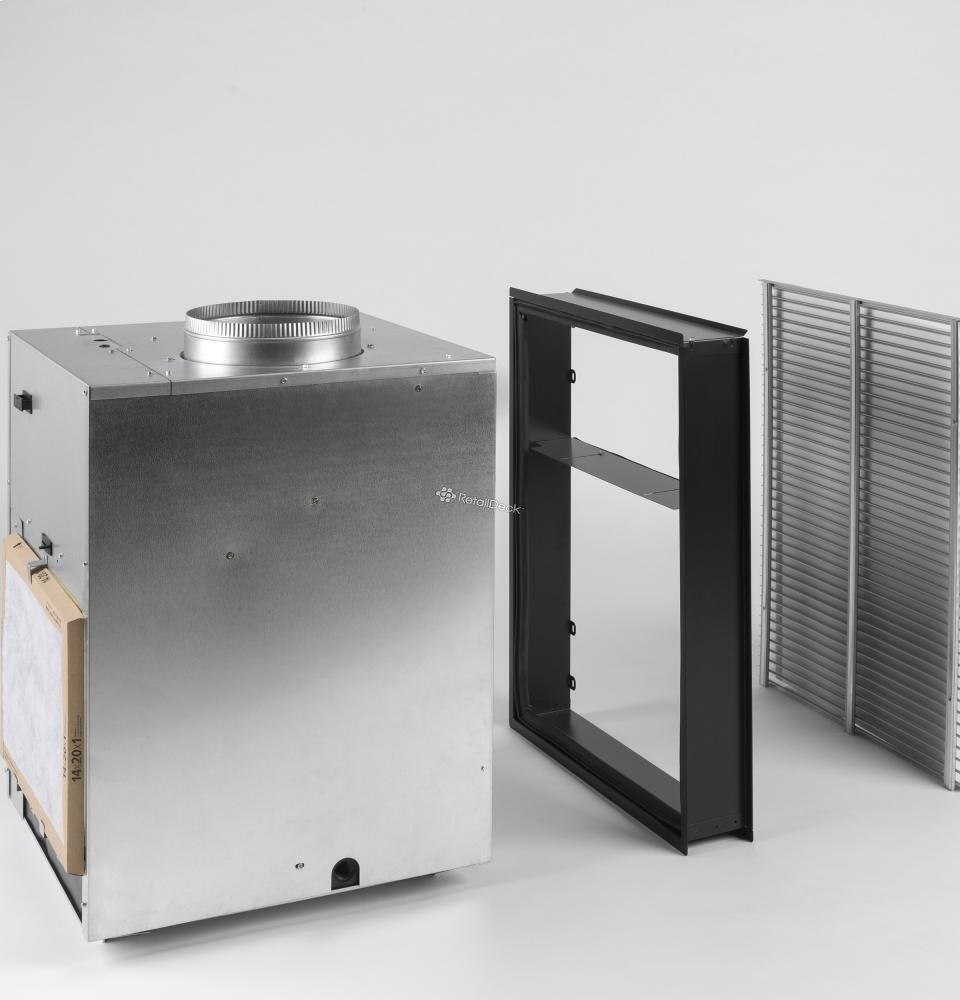 GE AZ91H12D5C PTAC Air Conditioner Cooling Area