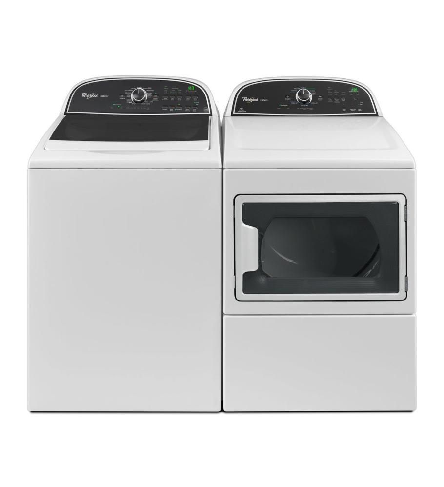 Whirlpool Wtw5800bw Cabrio Series 3 6 Cu Ft Top Load