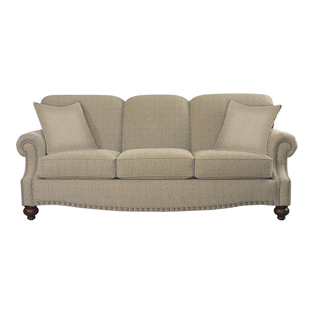 Bassett Furniture 399162fcfc1181 Club Room Series Fabric Sofa Appliances Connection