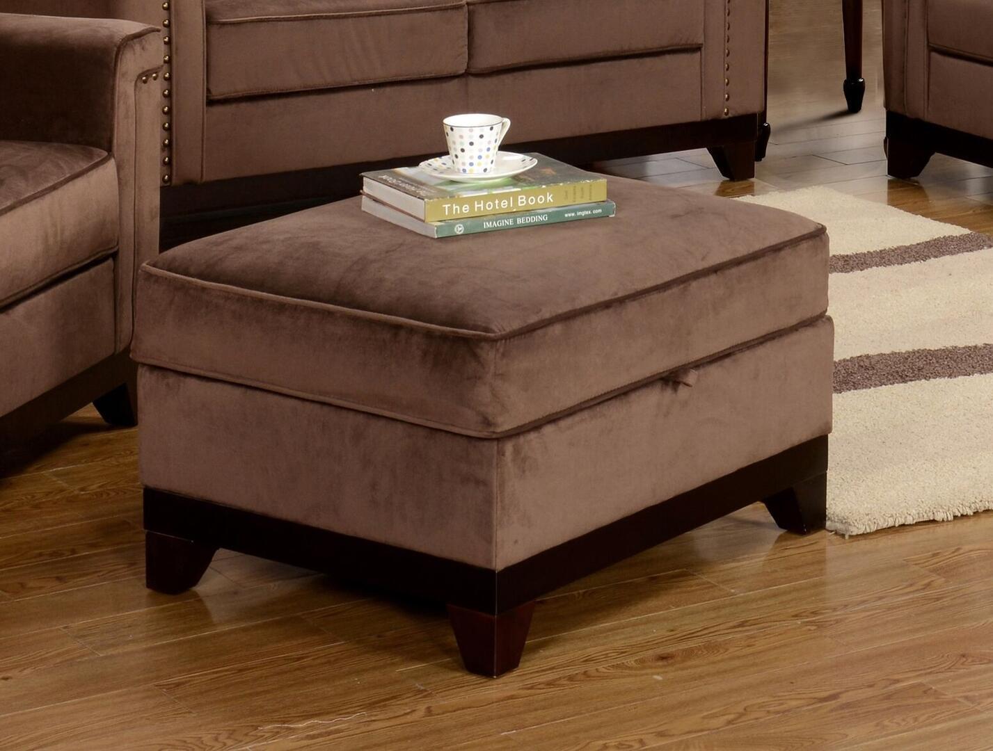 Stupendous Myco Furniture Op270Ottbr Camellatalisay Diy Chair Ideas Camellatalisaycom