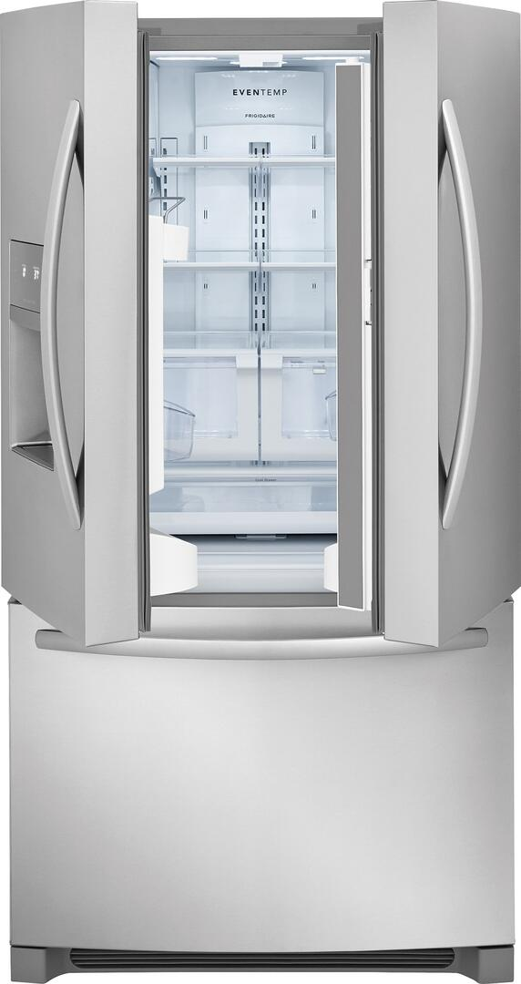 Frigidaire FFHB2750TS 36 Inch Stainless Steel French Door ...