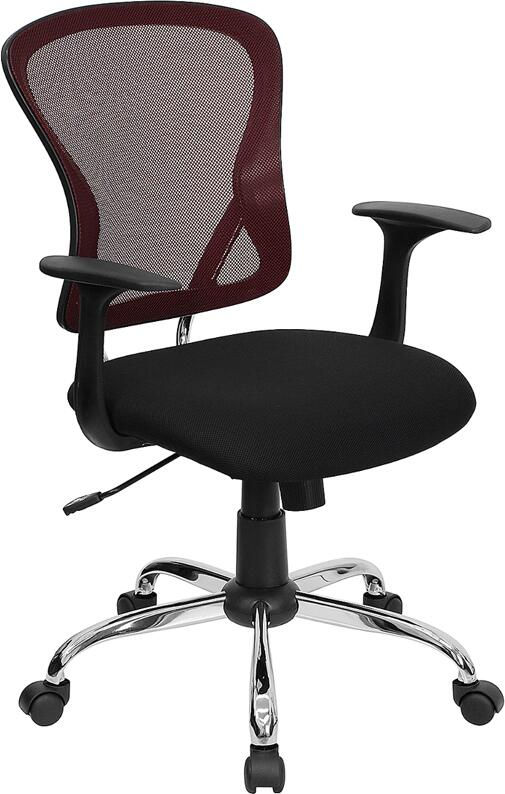 Flash furniture h8369fbggg inch contemporary office for Furniture 5 years no interest