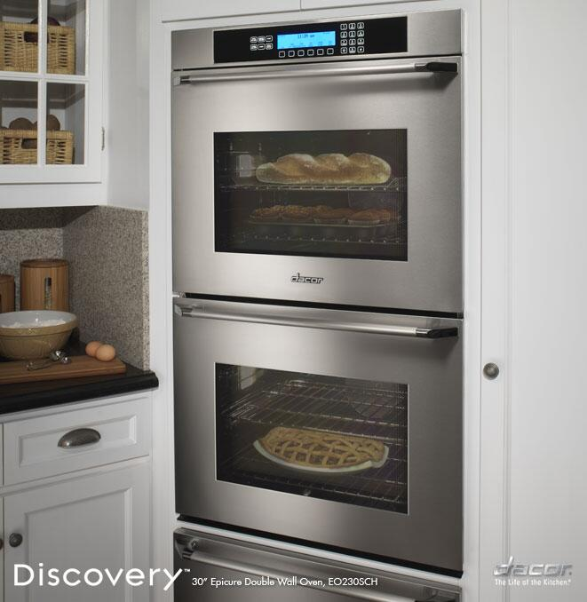 Dacor Eo230sch 30 Inch Double Wall Oven In Stainless
