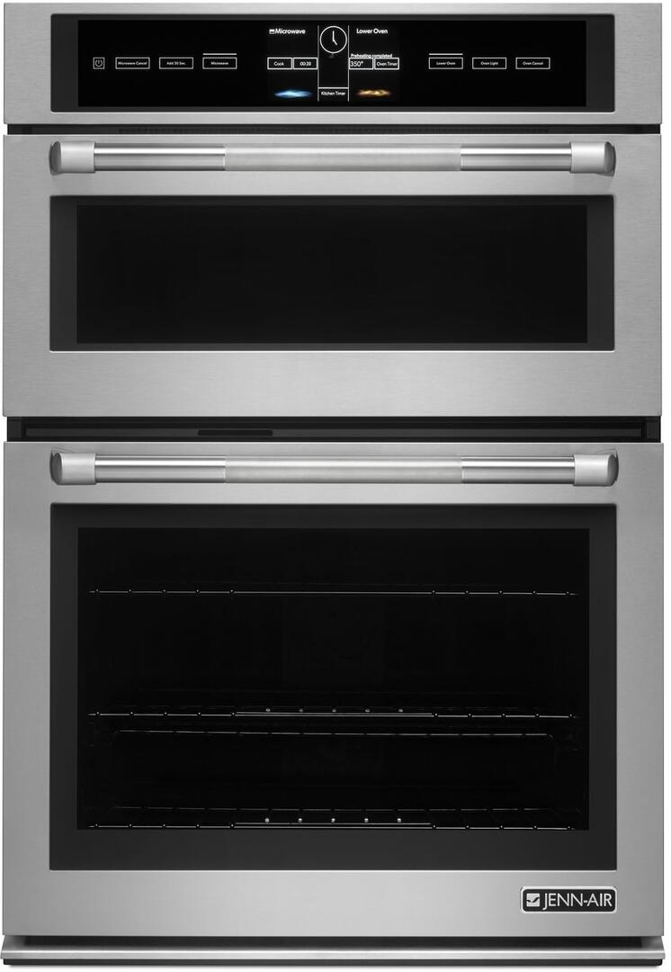 Jenn Air Jmw3430dp 30 Inch Oven Microwave Combo Double