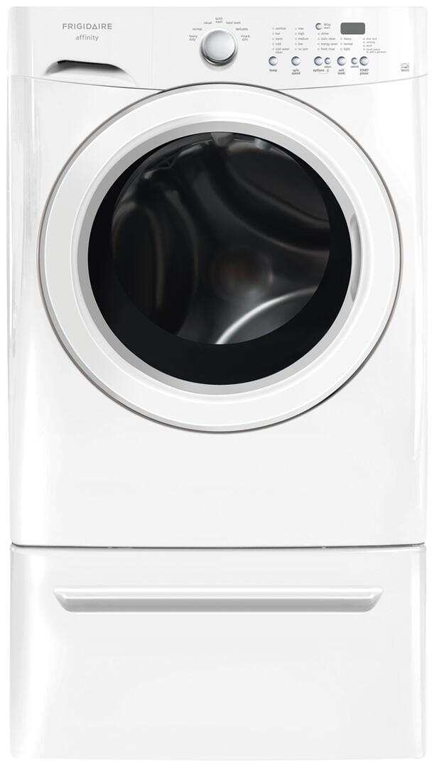Frigidaire Fafw3921nw Affinity Series 3 7 Cu Ft Front