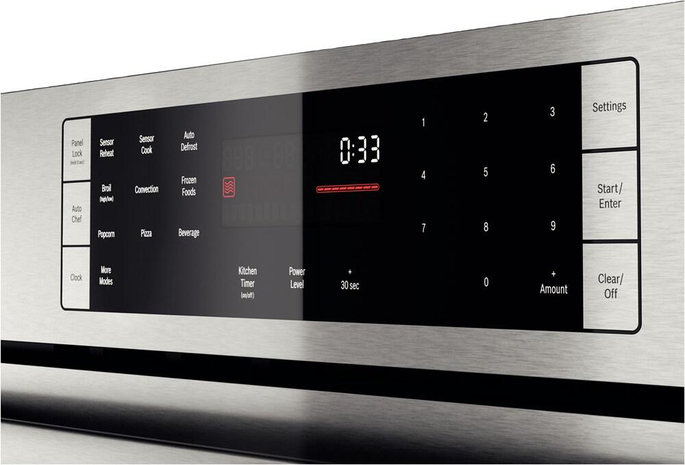Bosch Hmc80151uc 30 Inch Single Wall Oven In Stainless