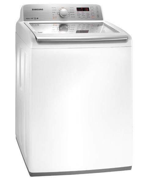 Samsung Appliance Wa456drhdwr 4 5 Cu Ft Top Load Washer