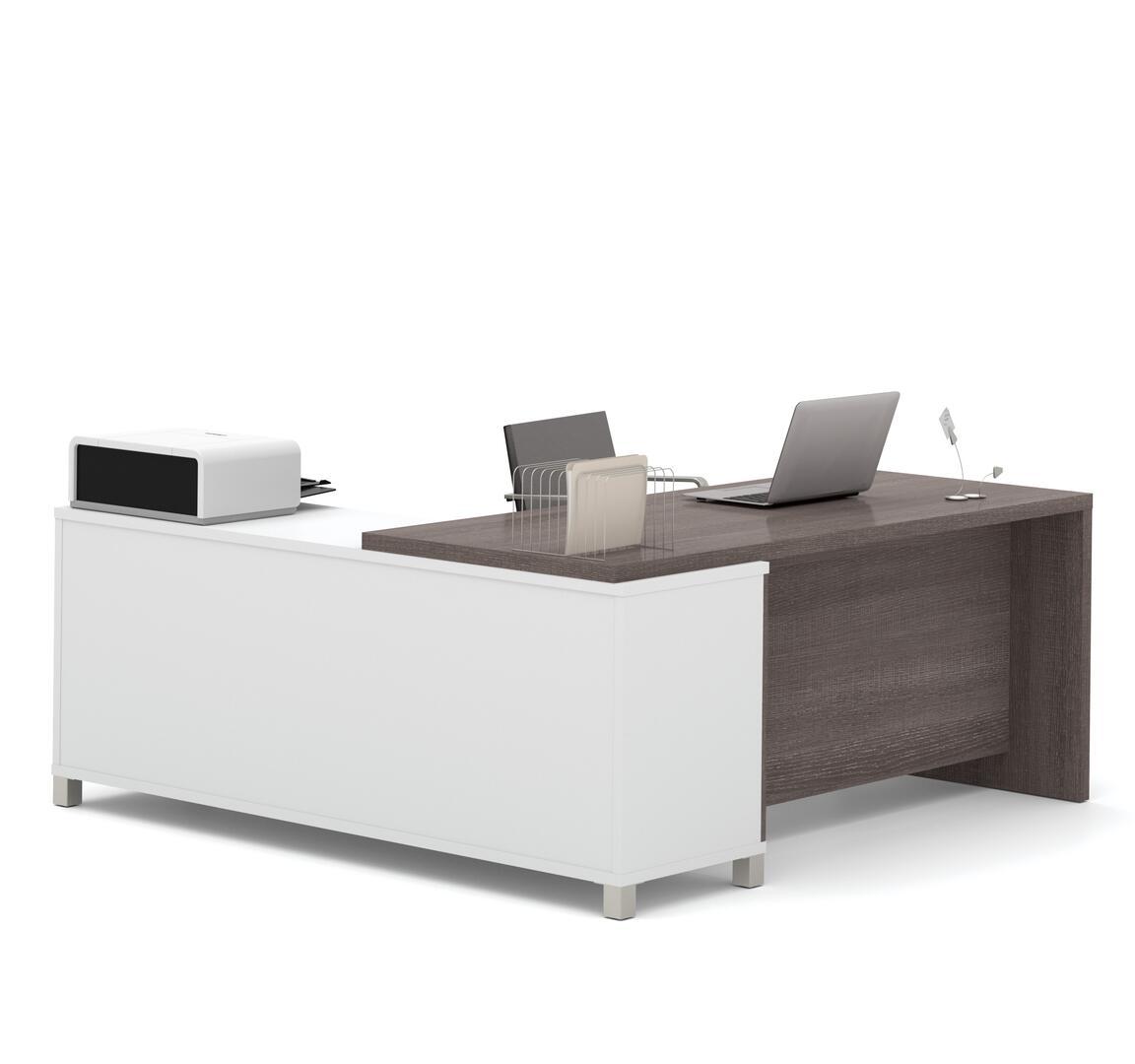 Bestar Furniture 12088547 Pro Linea Series Corner Veneers