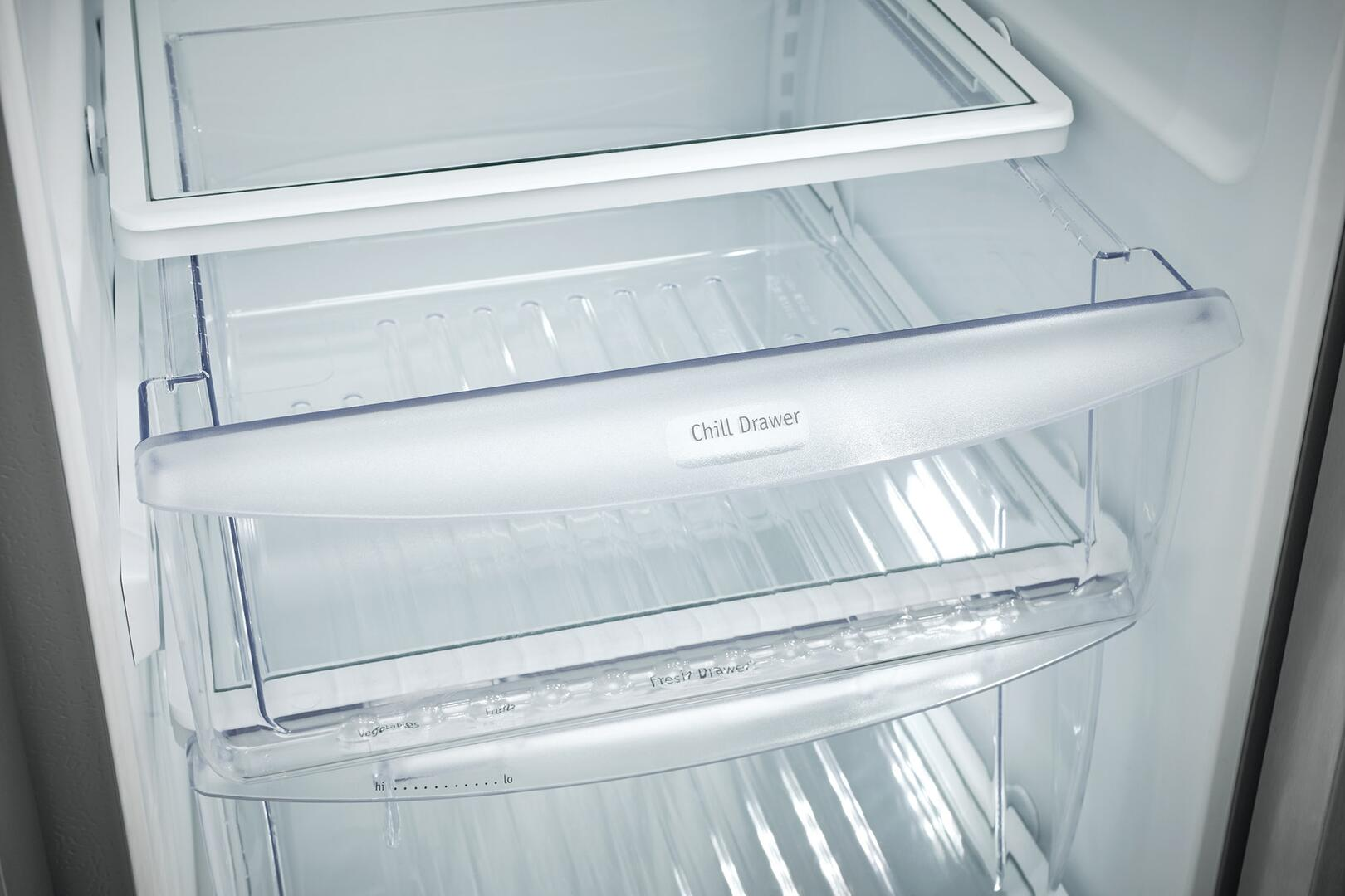 Frigidaire DGHX2655TF 36 Inch Gallery Series Side by Side ...