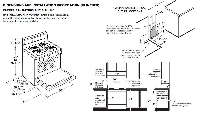 ge jgb660sejss 30 inch stainless steel gas freestanding