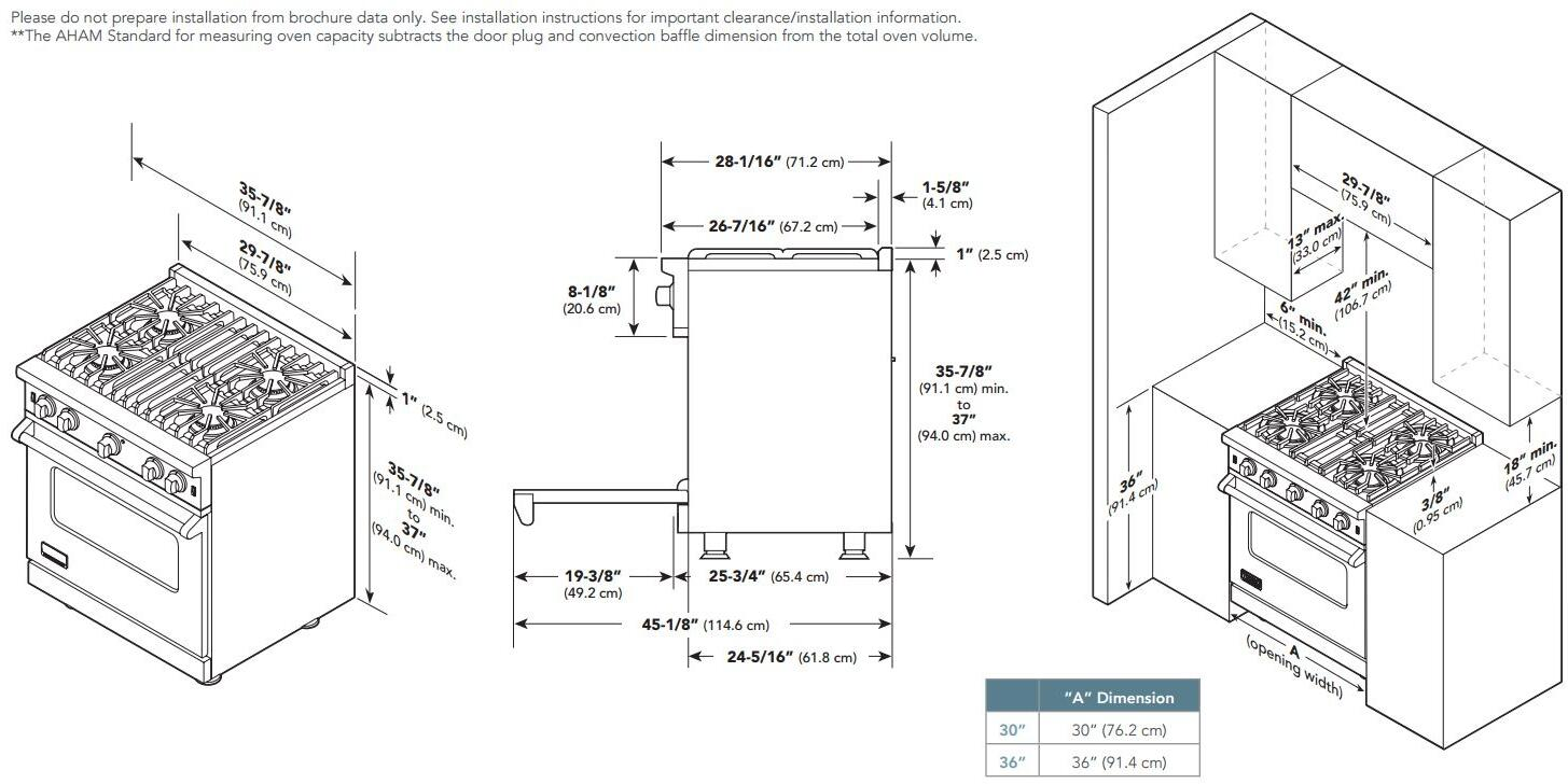 Viking Type Diagram 7 Wiring Electricity Basics 101 Vgic53616bss 36 Inch 5 Series Stainless Steel Gas Rh Appliancesconnection Com Oven Old Furnace