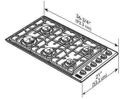 Viking Vgc5366bss on viking gas range parts list