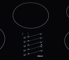 Dacor Ett3652s 36 Inch Renaissance Series 4 Element