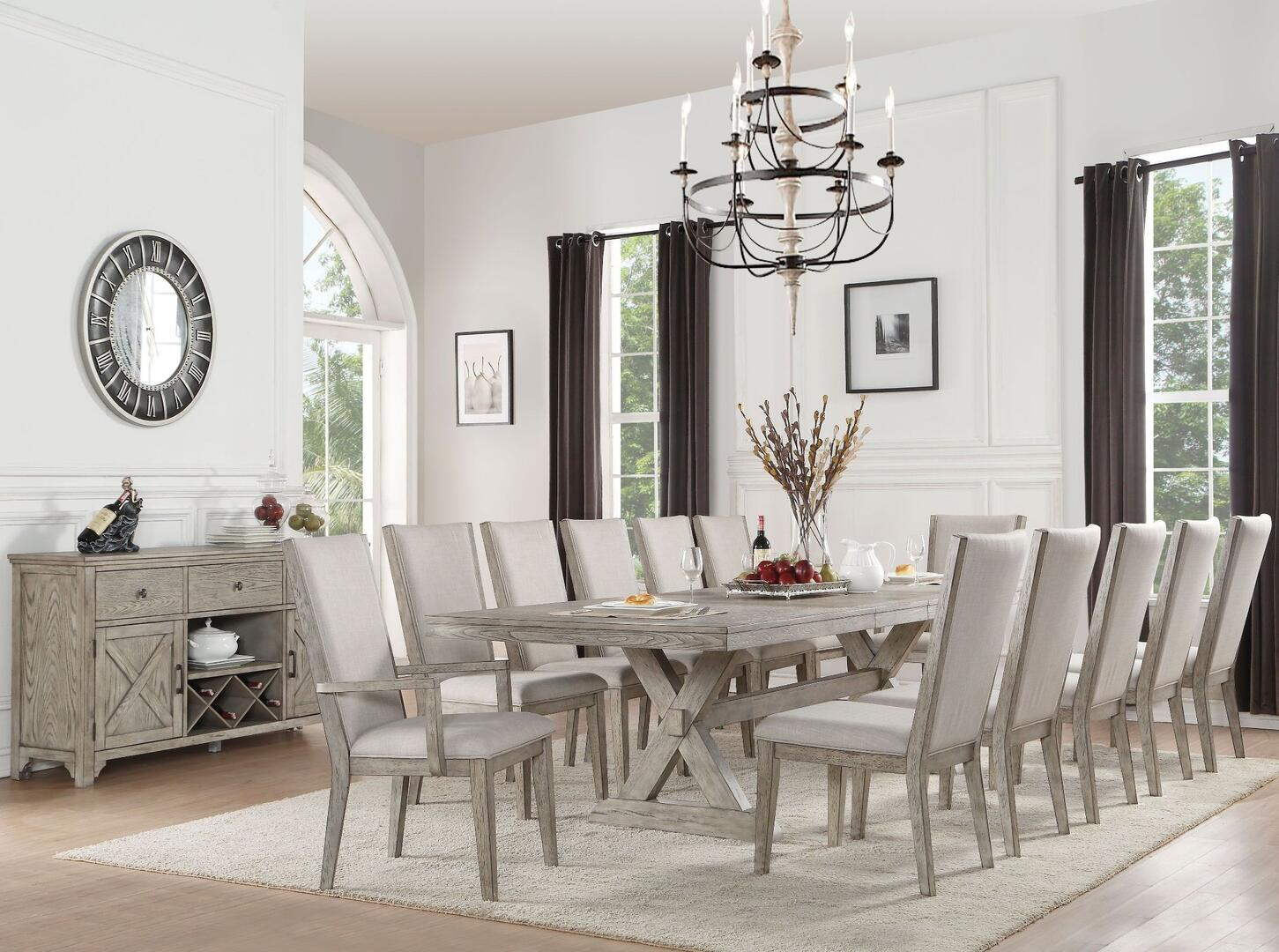 929fc90eb6f0 Acme Furniture 7286014SET Rocky Dining Room Sets | Appliances Connection