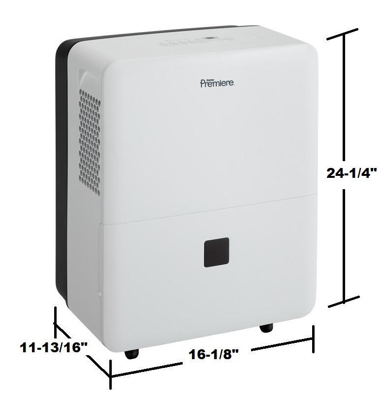 danby premiere dehumidifier manual ddr60b3wp