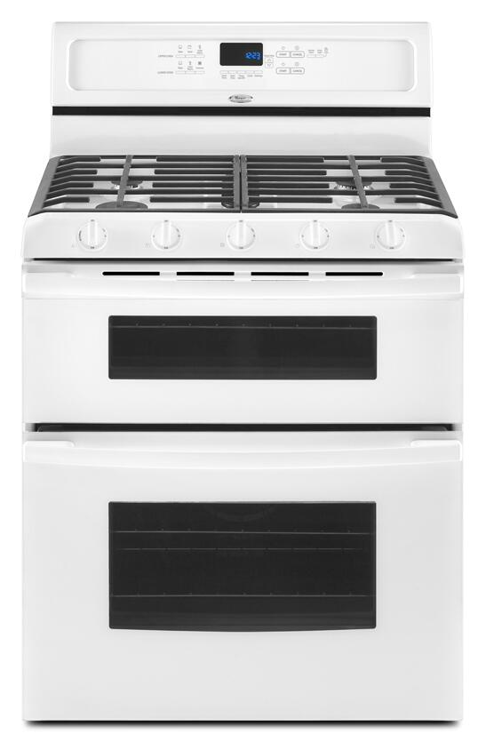 Whirlpool Ggg390lxq 30 Inch Gold Series Gas Freestanding