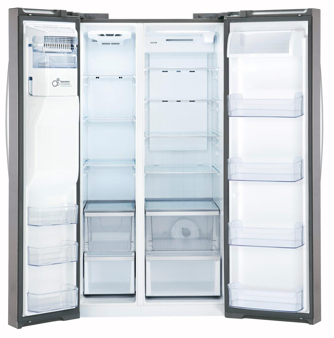 LG LSXC22326S 36 Inch Counter Depth Side by Side Refrigerator with ...
