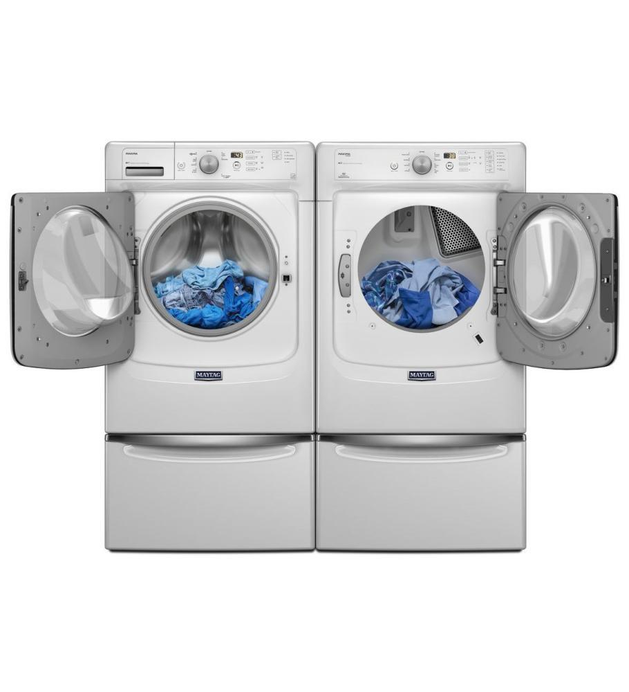 Maytag mhw5100dw 27 inch maxima series 4 5 cu ft front for Decoration list mhw
