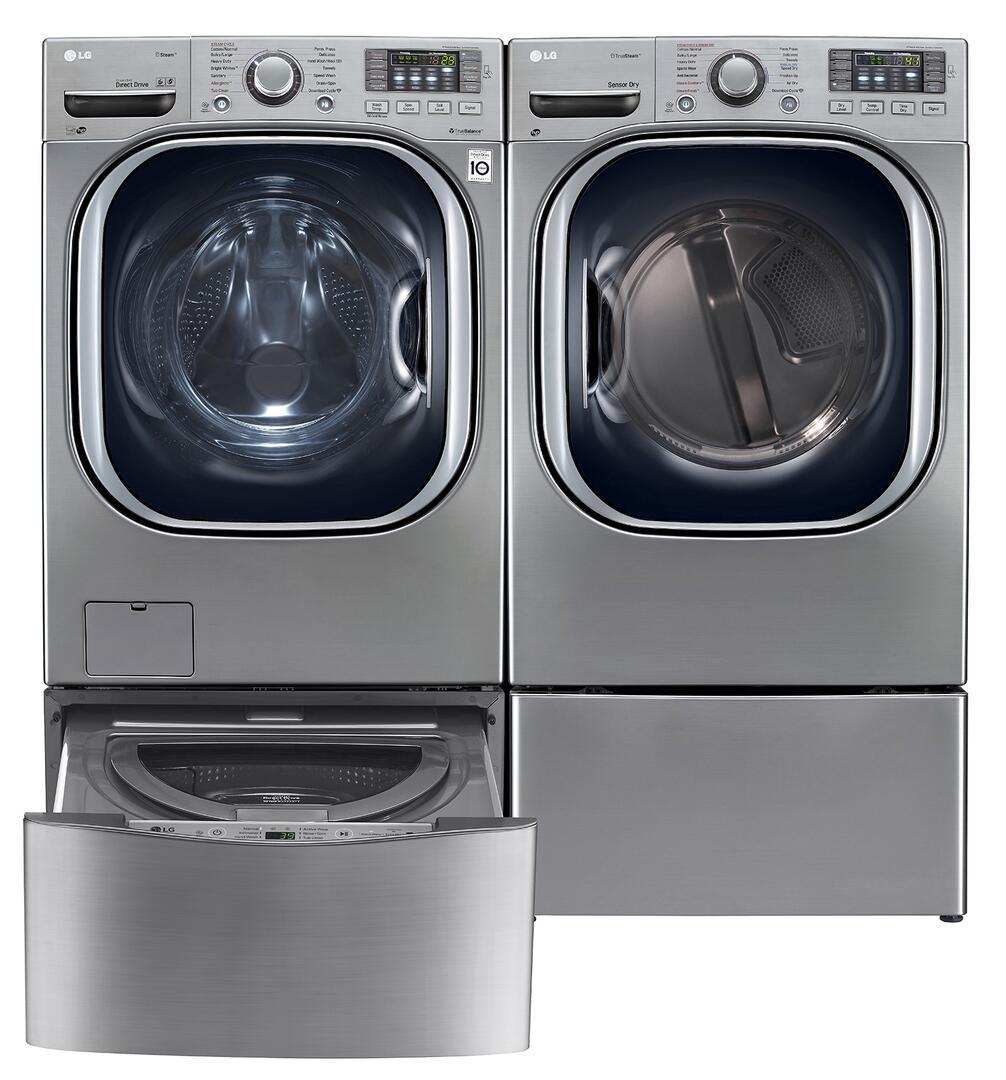 Lg Washer Dryer Manufacturer Rebate ~ Lg pcfl e pedsskit turbowash washer and dryer combos
