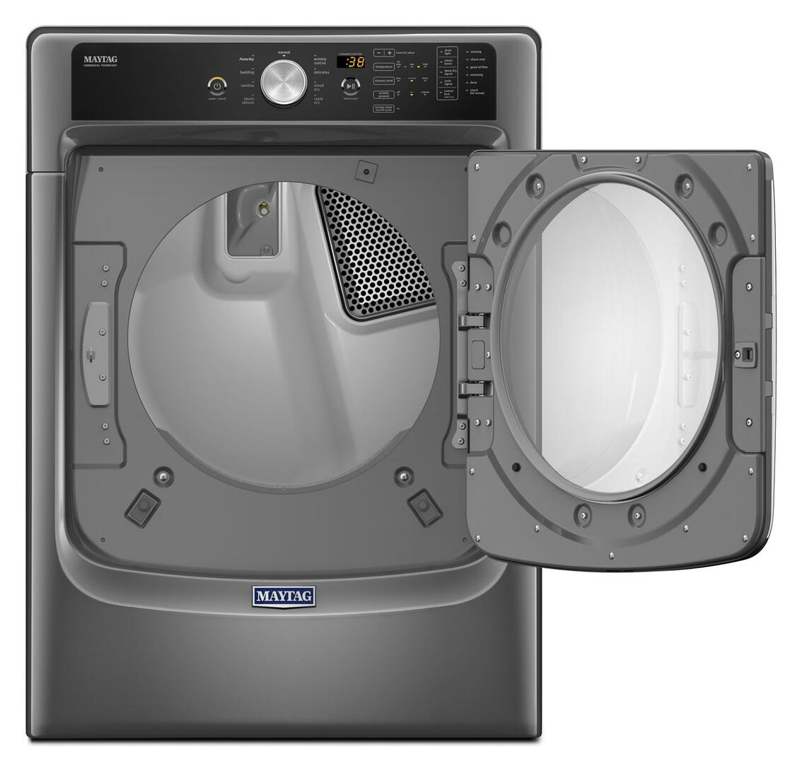 Maytag Med5500fw 27 Inch White 74 Cu Ft Electric Dryer Rapid Wiring Diagram For Stand Next