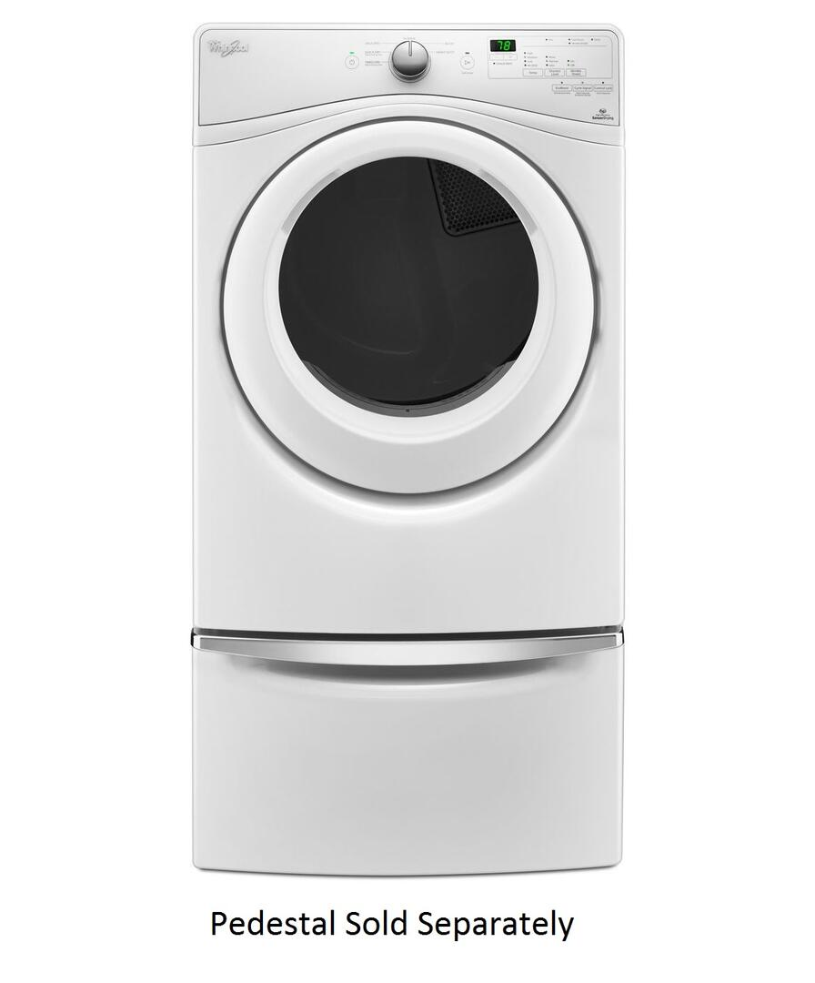 Whirlpool Wfw7590fw 27 Inch White 4 2 Cu Ft Front Load