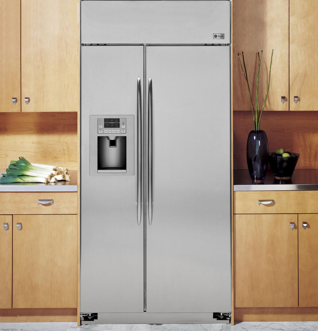 Ge Profile Psb48ysxss Profile Series Stainless Steel Side
