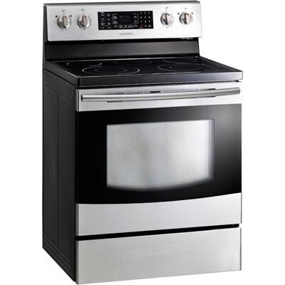 Samsung Appliance Ftq353iwux 30 Inch Electric Freestanding