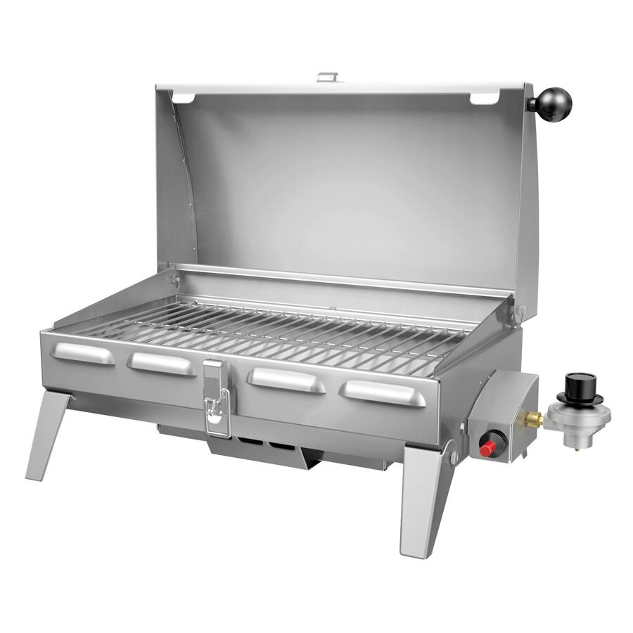 napoleon ptss165p portable grill in stainless steel appliances connection. Black Bedroom Furniture Sets. Home Design Ideas