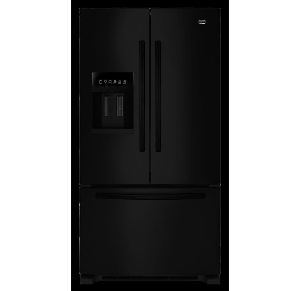 Maytag Mfi2670xeb 36 Inch Ice2o Series French Door