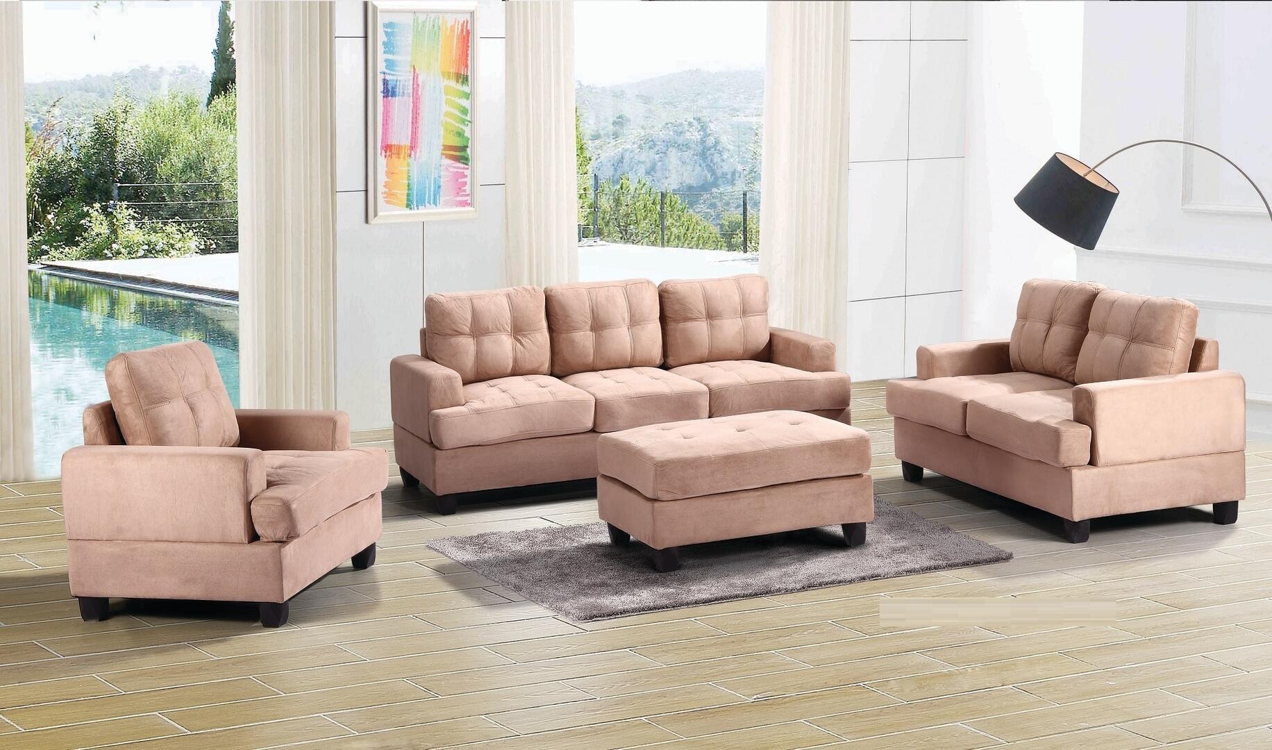 Glory Furniture G514aset Living Room Sets Appliances Connection
