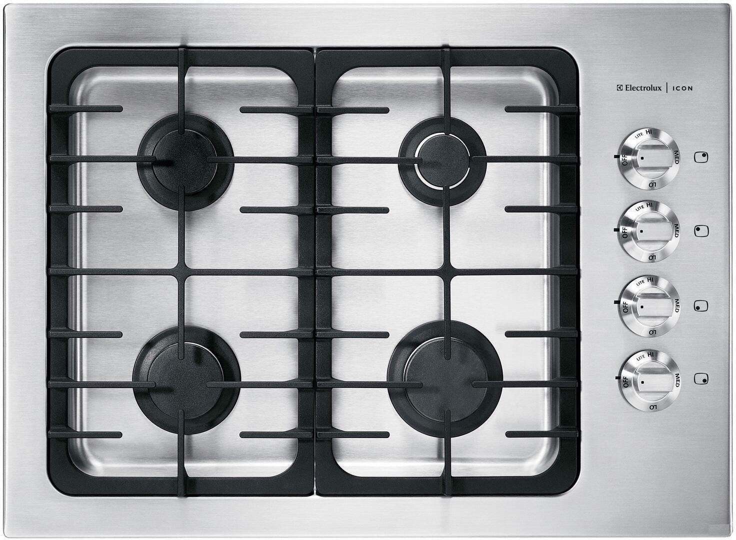 Electrolux Icon E30GC70FSS 30 Inch Designer Series Stainless Steel ...