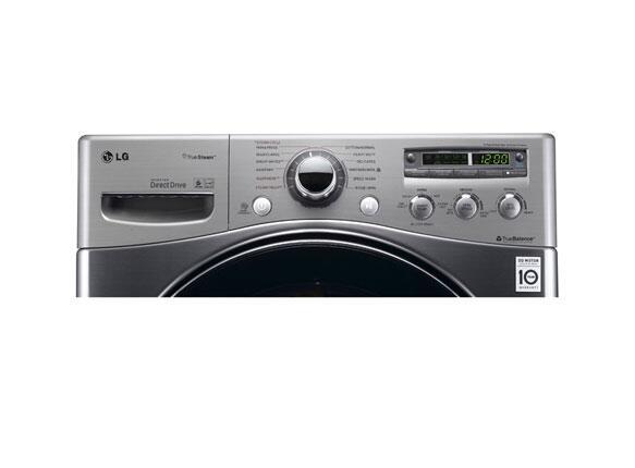 Lg Wm3550hvca Steamwasher Series 4 3 Cu Ft Doe