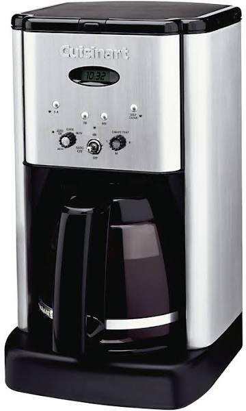 Cuisinart Coffee Maker Dcc 1200 Manual : Cuisinart DCC1200 Appliances Connection