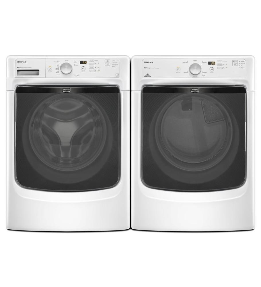 Maytag mhw3000bw maxima x series 4 1 cu ft front load Best front load washer
