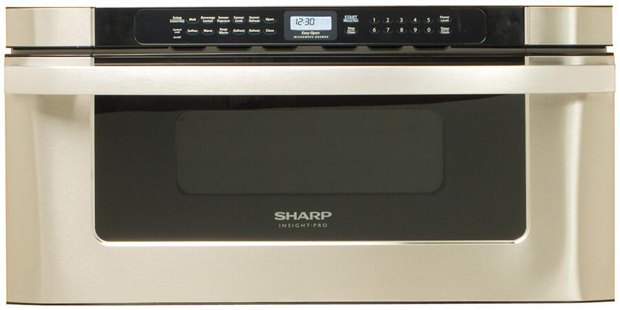 Sharp Kb6525ps Appliances Connection