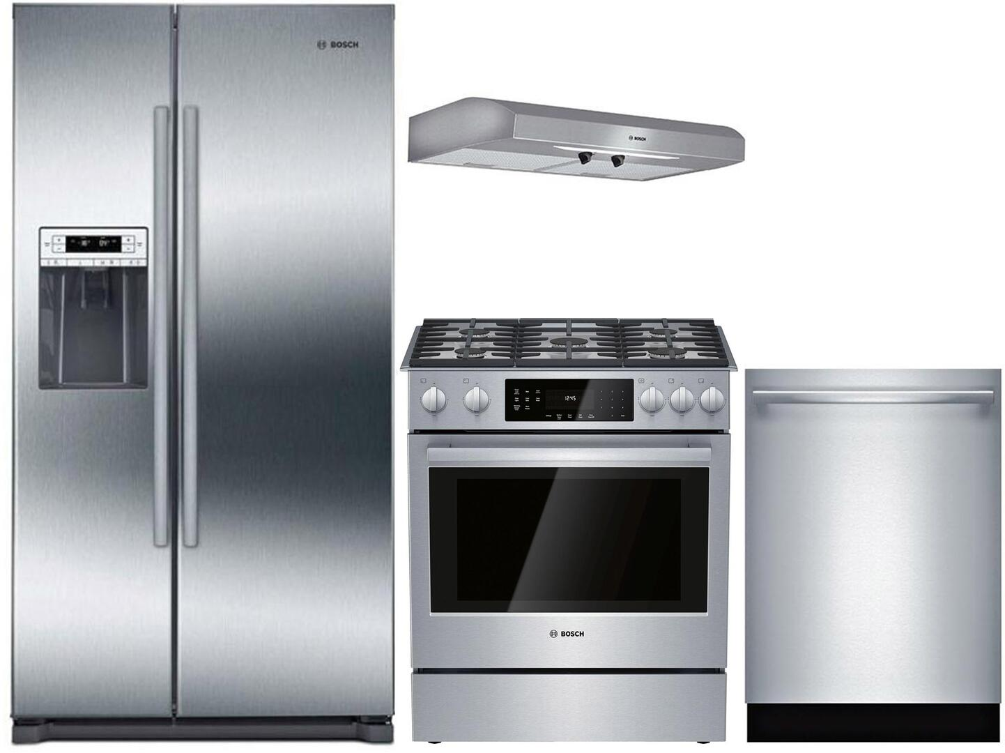 Bosch 902501 Kitchen Appliance Packages | Appliances Connection